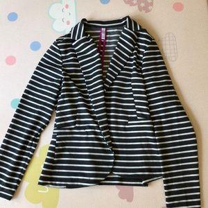 Xhilaratuon Striped blazer